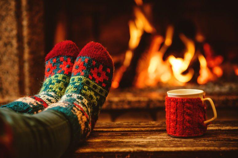 Entspannter und schöner Heiligabend