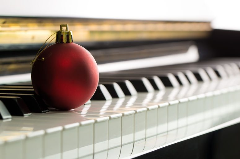 Die richtige Musik zu Weihnachten