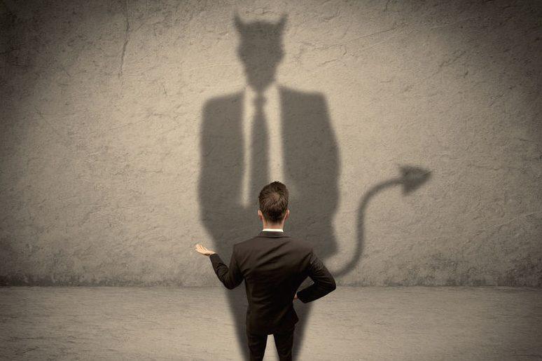 Den eigenen Schatten akzeptieren